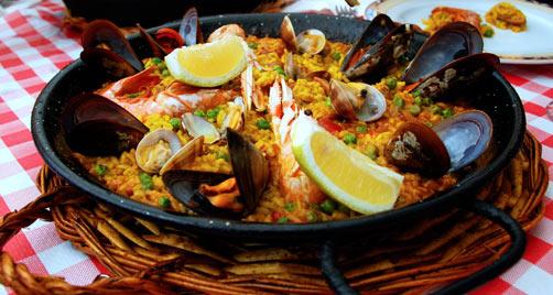 Spanish 1 food vocabulary list