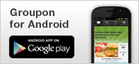 Groupon for Android »