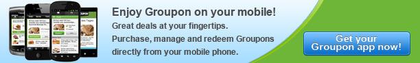 Groupon Mobile »
