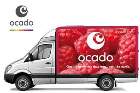 Groupon from Ocado London